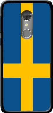 Flag Sweden Case for Orange Dive 73