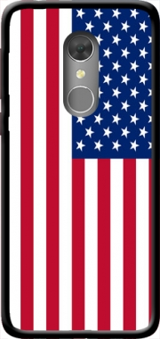 Flag United States Case for Orange Dive 73
