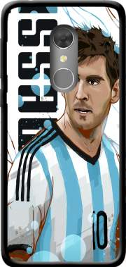 Football Legends: Lionel Messi World Cup 2014 Case for Orange Dive 73