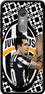 Football Stars: Carlos Tevez - Juventus Case for Orange Dive 73