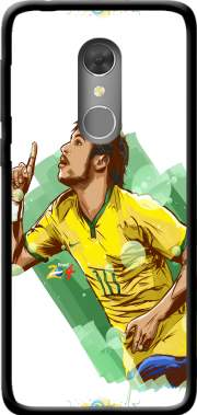 Football Stars: Neymar Jr - Brasil Case for Orange Dive 73