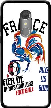 France Football Coq Sportif Fier de nos couleurs Allez les bleus Case for Orange Dive 73