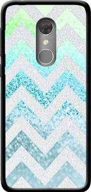 FUNKY CHEVRON BLUE Case for Orange Dive 73