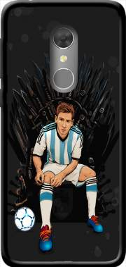 Game of Thrones: King Lionel Messi - House Catalunya Case for Orange Dive 73 / Alcatel 3