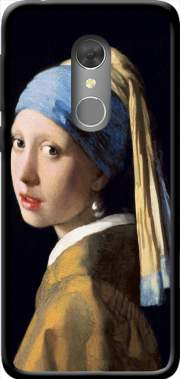 Girl with a Pearl Earring Case for Orange Dive 73 / Alcatel 3