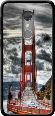Golden Gate San Francisco Case for Orange Dive 73