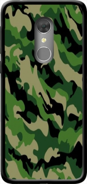 Green Military camouflage Case for Orange Dive 73