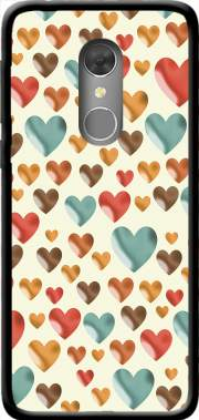 Hearts Case for Orange Dive 73
