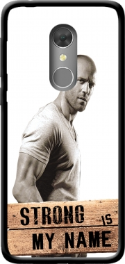 Jason statham Strong is my name Case for Orange Dive 73