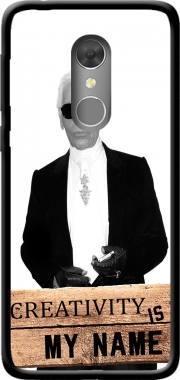 Karl Lagerfeld Creativity is my name Case for Orange Dive 73