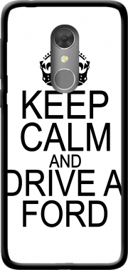 Keep Calm And Drive a Ford Case for Orange Dive 73