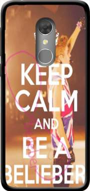 Keep Calm And Be a Belieber Case for Orange Dive 73