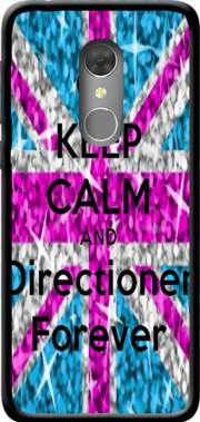 Keep Calm And Directioner forever Case for Orange Dive 73