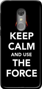 Keep Calm And Use the Force Case for Orange Dive 73