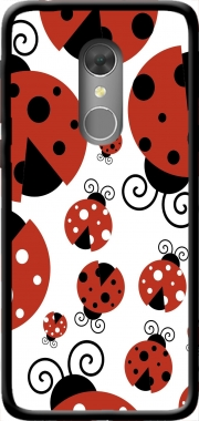 ladybug Orange Dive 73 Case