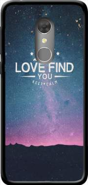 Let love find you! Case for Orange Dive 73