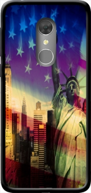 Statue of Liberty Case for Orange Dive 73