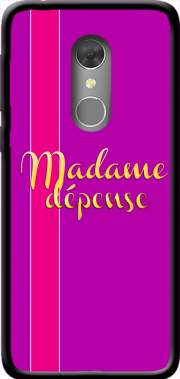 Madame dépense Case for Orange Dive 73