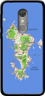 Mayotte Carte 976 Orange Dive 73 Case