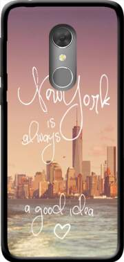 Always New York Case for Orange Dive 73