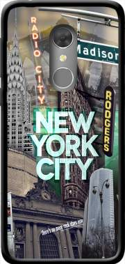 New York City II [green] Case for Orange Dive 73