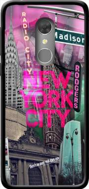 New York City II [pink] Case for Orange Dive 73
