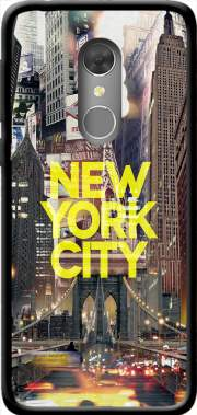 New York City II [yellow] Case for Orange Dive 73