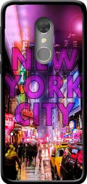 New York City - Broadway Color Case for Orange Dive 73
