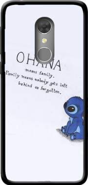 Ohana Means Family Case for Orange Dive 73