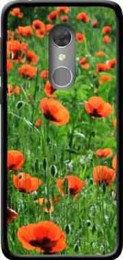 POPPY FIELD Case for Orange Dive 73