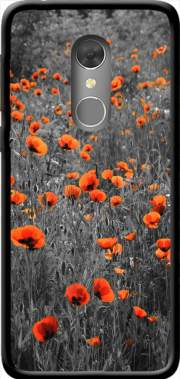Red and Black Field Case for Orange Dive 73