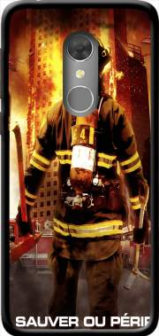 Save or perish Firemen fire soldiers Case for Orange Dive 73