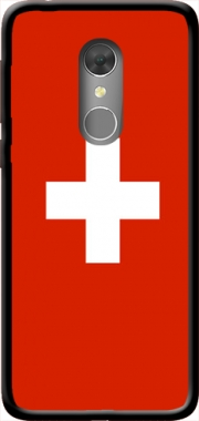 Switzerland Flag Case for Orange Dive 73