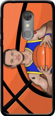 The Warrior of the Golden Bridge - Curry30 Case for Orange Dive 73 / Alcatel 3