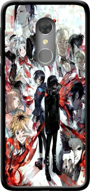Tokyo Ghoul Touka and family Orange Dive 73 Case