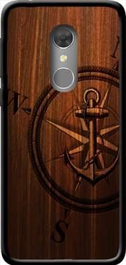 Wooden Anchor Case for Orange Dive 73