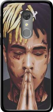 XXXTENTACION Tribute Case for Orange Dive 73