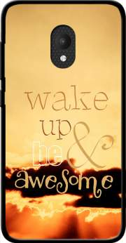 Be awesome Case for Orange Rise 52 / Alcatel U5 4G