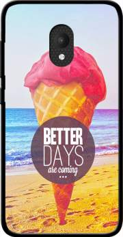 Big Ice Cream Case for Orange Rise 52 / Alcatel U5 4G