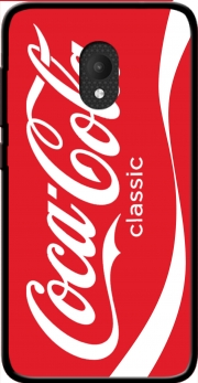 Coca Cola Rouge Classic Case for Orange Rise 52 / Alcatel U5 4G
