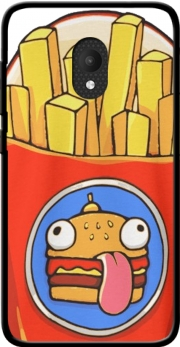 French Fries by Fortnite Case for Orange Rise 52 / Alcatel U5 4G