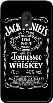 Jack Daniels Fan Design Case for Orange Rise 52 / Alcatel U5 4G