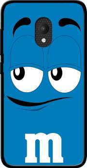 M&M's Blue Case for Orange Rise 52 / Alcatel U5 4G
