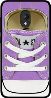 All Star Basket shoes purple Case for Orange Rise 52 / Alcatel U5 4G