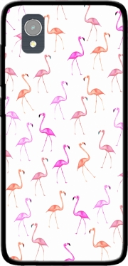 FLAMINGO BINGO Case for Orange Rise 54 / Alcatel 1