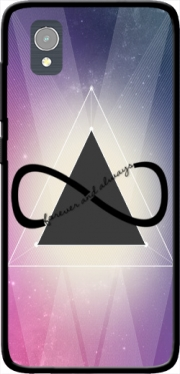 Swag Triangle Infinity Case for Orange Rise 54 / Alcatel 1