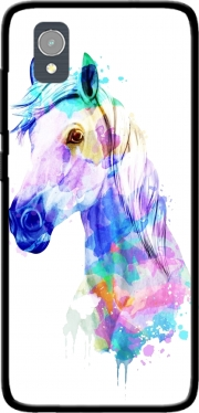 watercolor horse Case for Orange Rise 54 / Alcatel 1