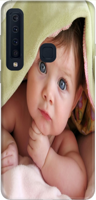 Case Samsung Galaxy A9 2018 with pictures baby