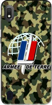 Armee de terre - French Army Samsung Galaxy A10 Case