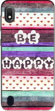 Be Happy Hippie Case for Samsung Galaxy A10